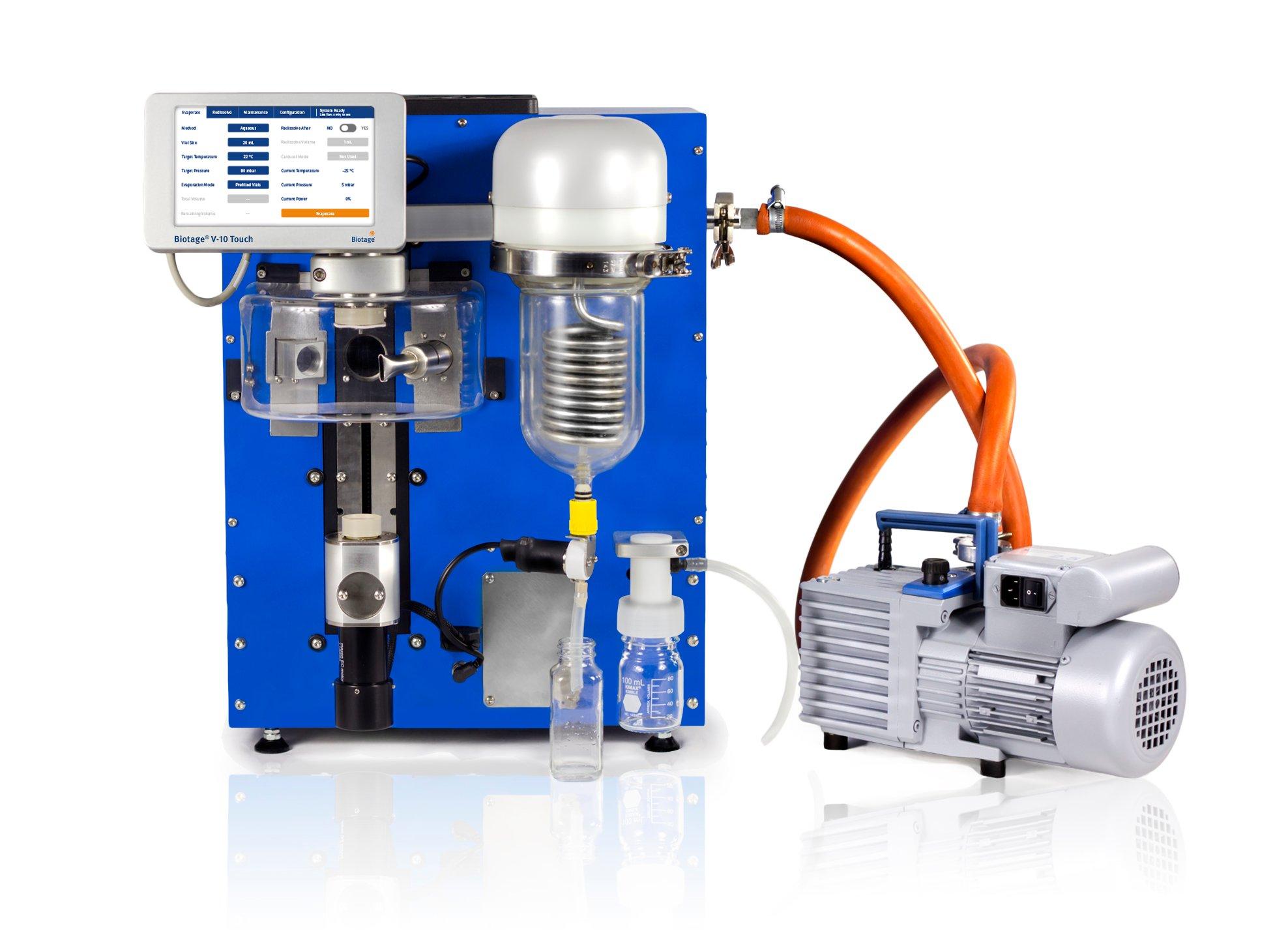 V-10 Touch Portrait w pump no bg
