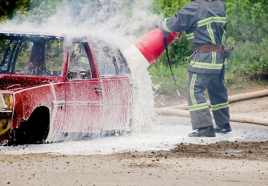 bigstock-Fire-Extinguish-The-Car-The-C-238911970