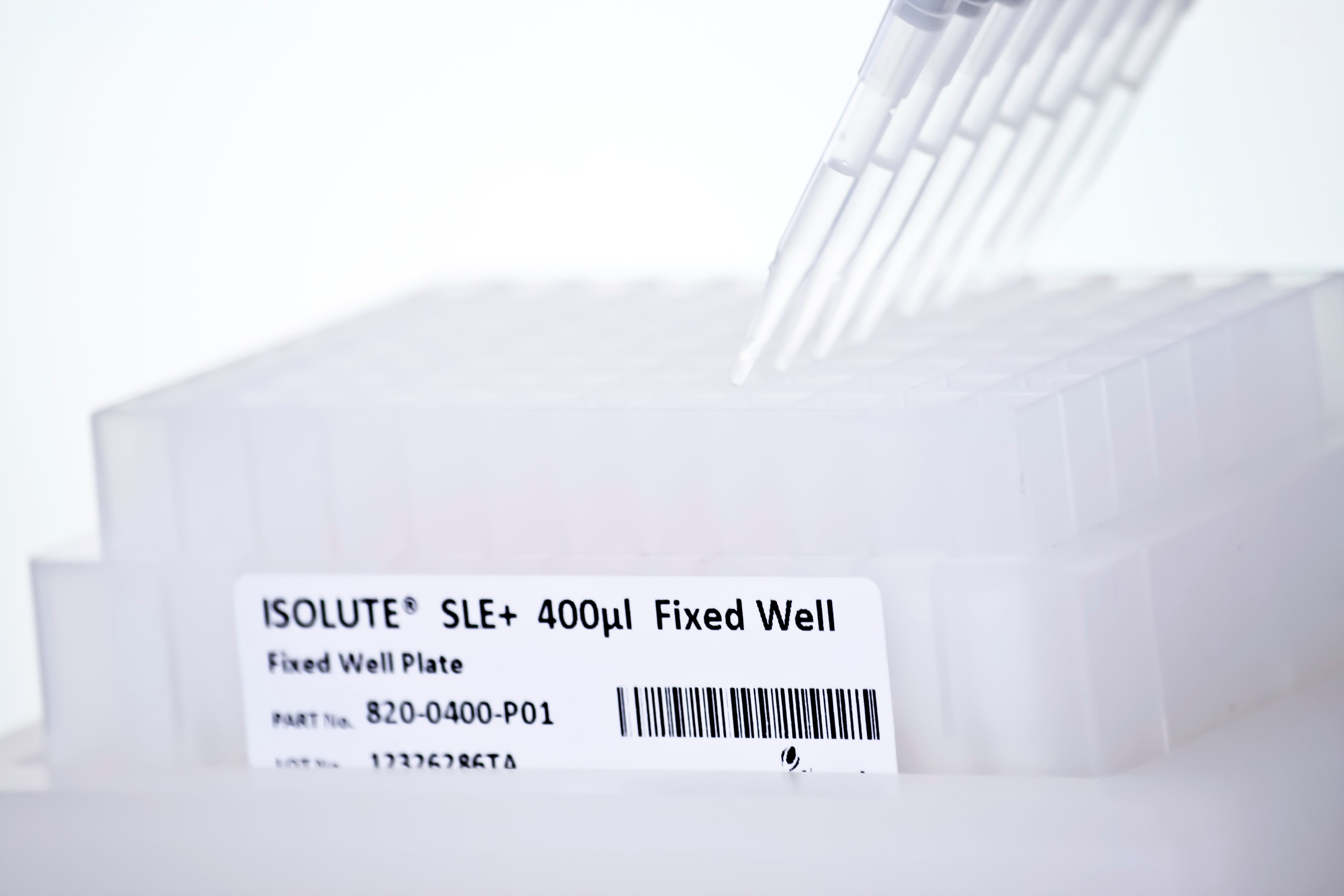 ISOLUTE SLE+ plate 820-0400-P01-5