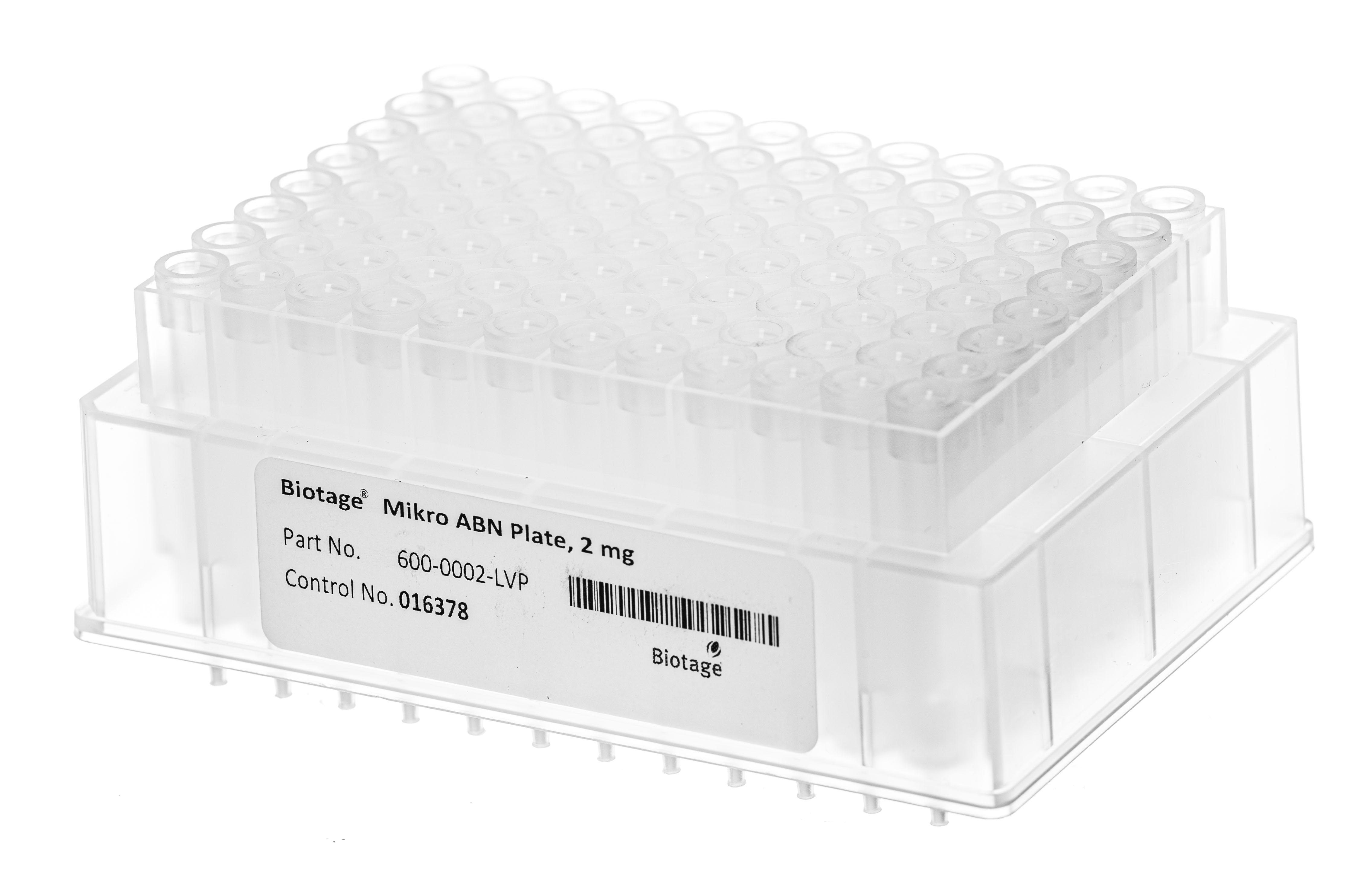 Biotage Mikro plate 600-002-LVPb