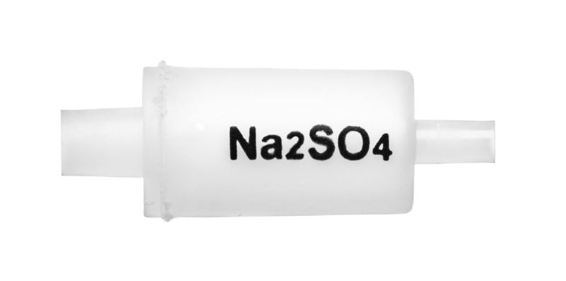 ISOLUTE sodium sulfate drying cartridge